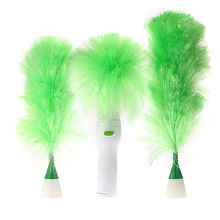 Cleaning-Brush-Green-Feather-Dusters